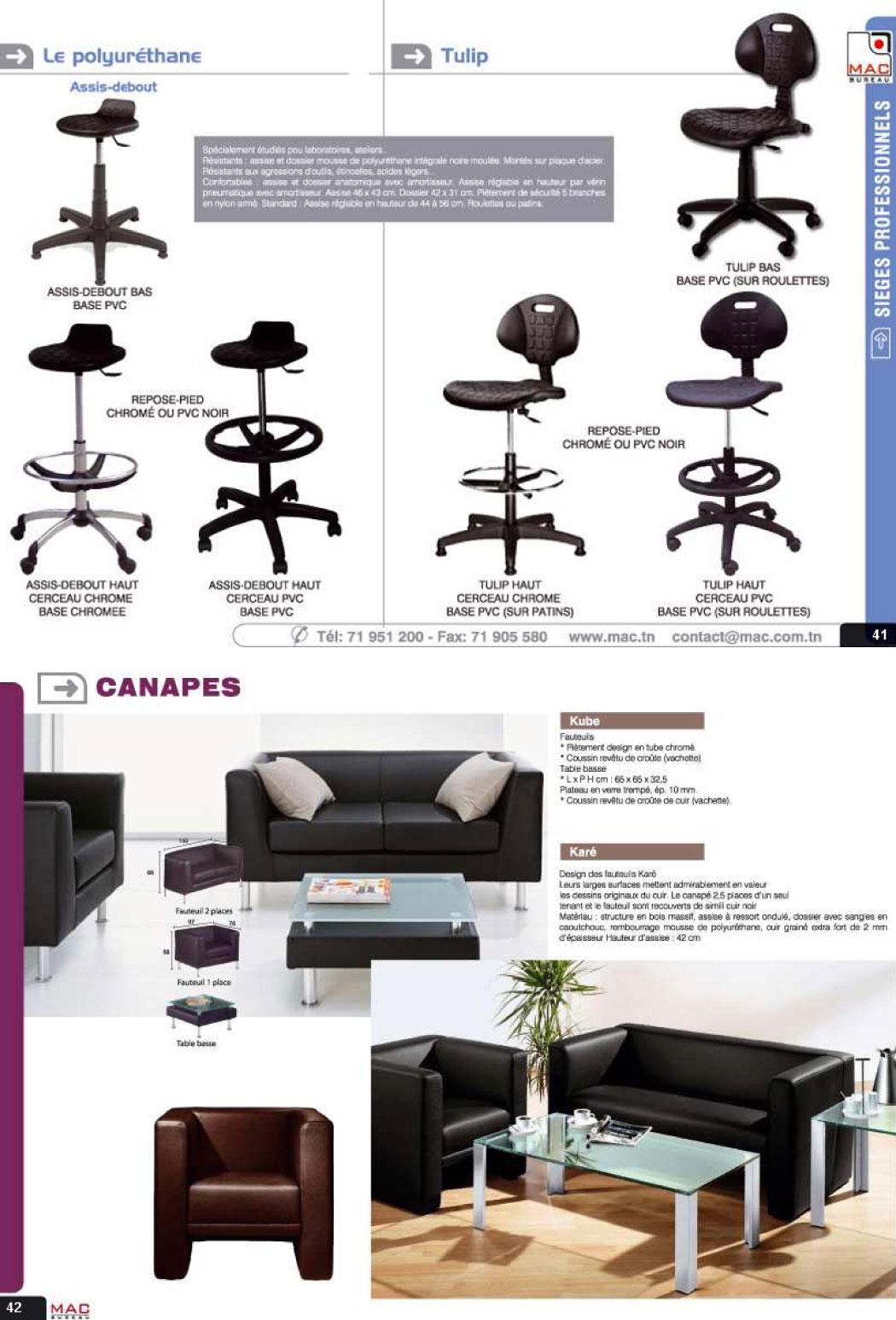 catalogue mac bureau mac bureau. Black Bedroom Furniture Sets. Home Design Ideas
