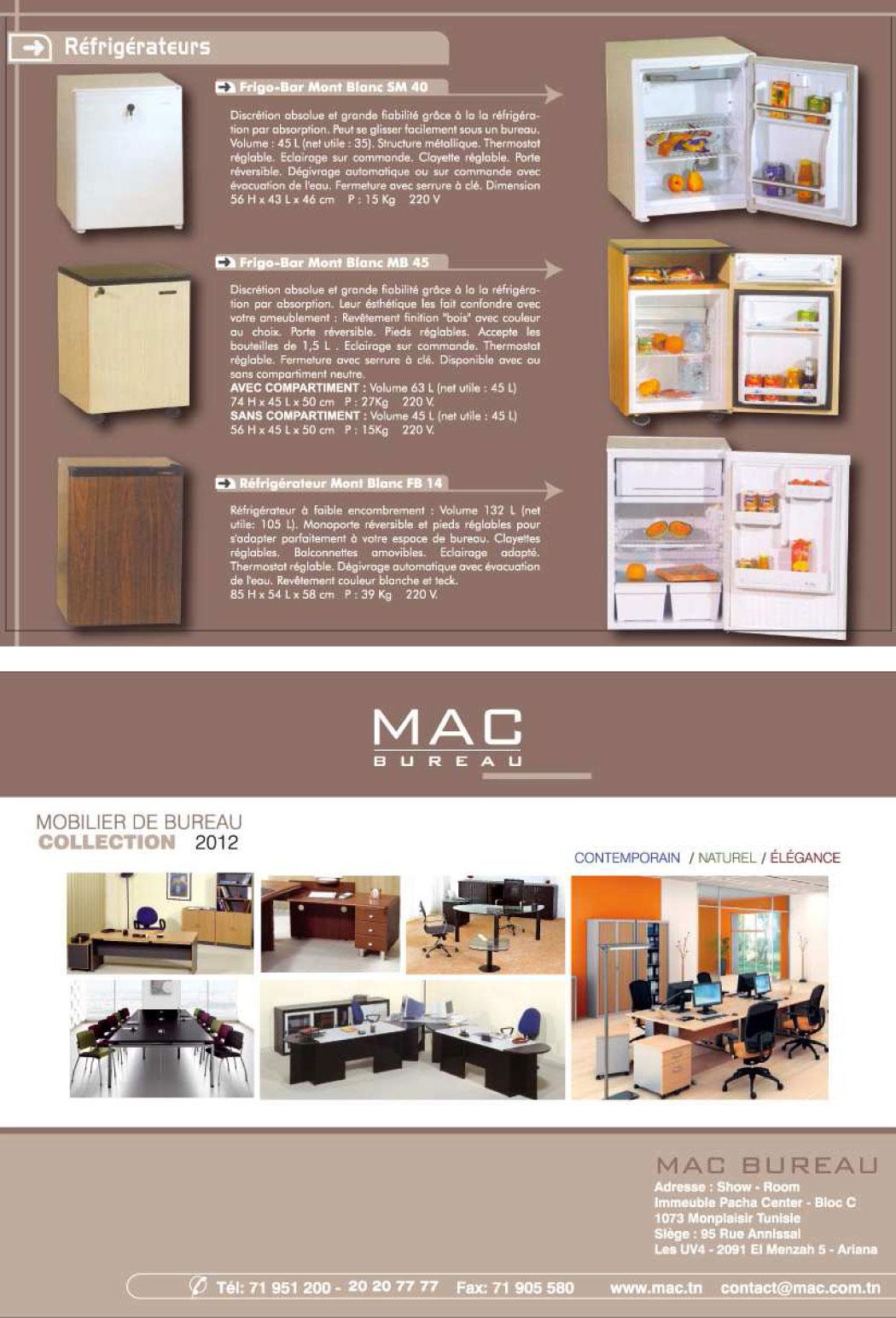 catalogue mac bureau mac bureau
