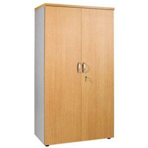 013-Armoire-moyenne-avec-2-portes-bois