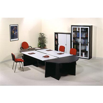 table modulaire office line mac bureau. Black Bedroom Furniture Sets. Home Design Ideas