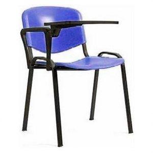 012---Chaise-fixe-SMART---Avec-tablette-ecritoire- -1-Acc