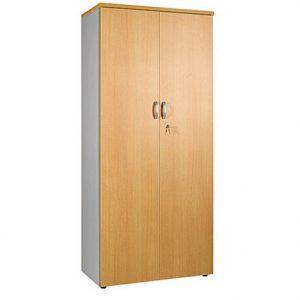 013-Armoire-haute--avec-2-portes-bois